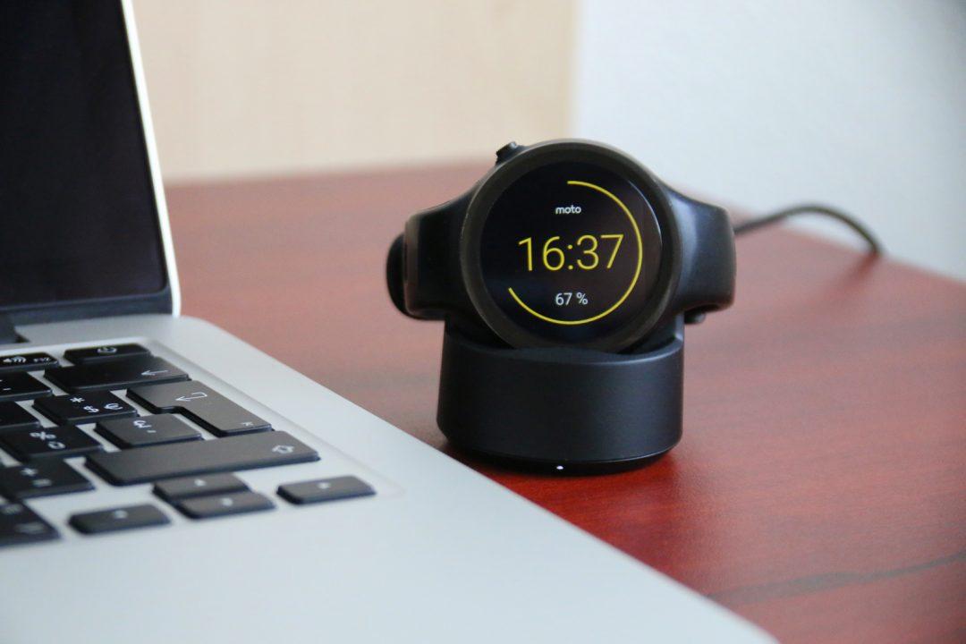 Test & Avis | Motorola Moto 360 Sport