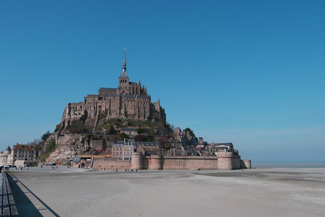 Virée au Mont-Saint-Michel