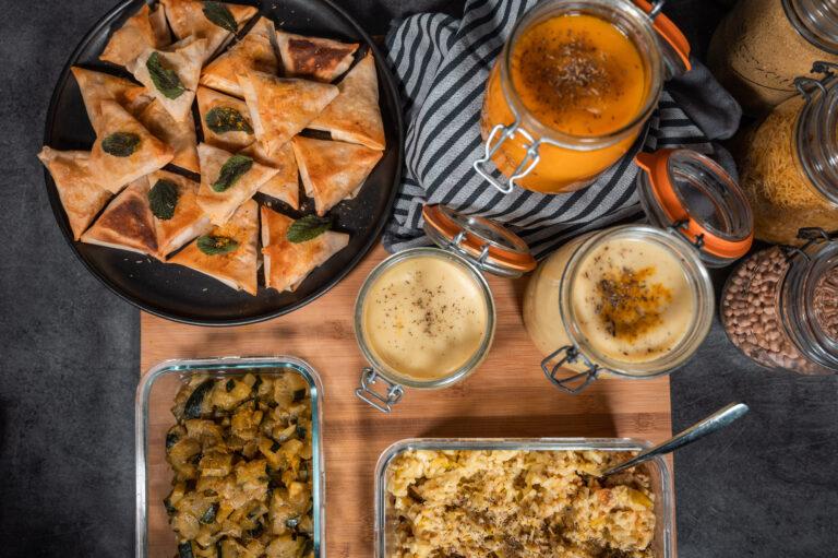 3 recettes d'automne | Meal Prep'